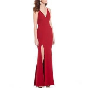 Dress the Population Red Gown